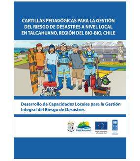 Cartillas Pedadógicas para la Gestión del Riesgo de Desastres a Nivel Local en Talcahuano, Región del Bío-Bío, Chile