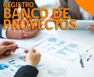 Banco de Proyectos Secplan